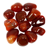 Carnelian Polished Tumbled Crystal