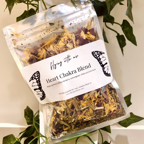 Heart Chakra Herbal Blend
