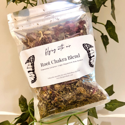 Root Chakra Herbal Blend