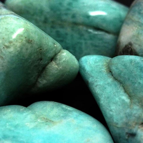Madagascar Amazonite Tumbled Gemstone