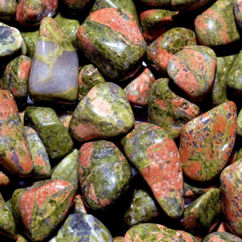 unakite crystal miami florida