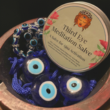 Third Eye Ajna Meditation Salve evil eye