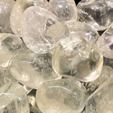 Clear Quartz Polished Tumbled Crystal