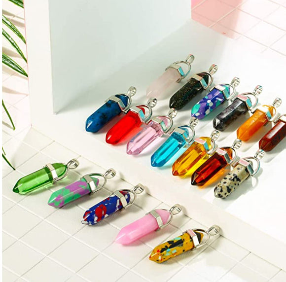 Crystal Pendant Charms
