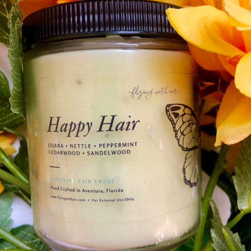 Happy Hair Scalp Massage Salve