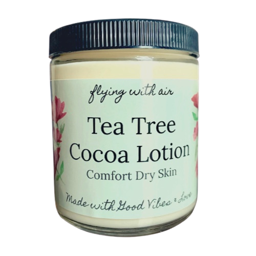 Tea Tree & Mint Cocoa Lotion