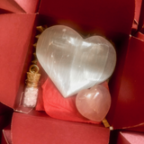 Valentine Love Crystal Box