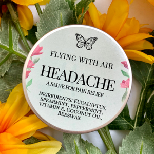 Herbal Headache Relief Salve