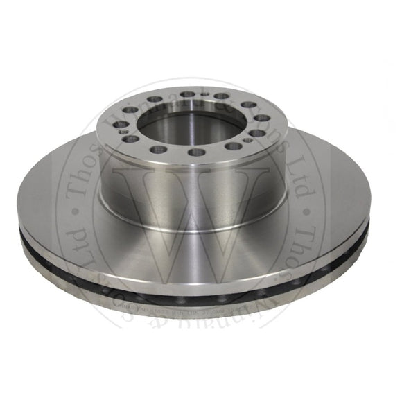 MAN Brake Discs MD1023 - Interparts Cavan