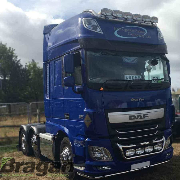 To Fit DAF XF 106 2013+ Grill Bar C