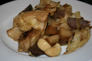 St. Patrick's Day -- Roasted Cabbage and Potatoes -- Slow Cooker Recipe