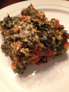 Slow-Cooker/Crock Pot --  Spinach and Ricotta Lasagna Recipe