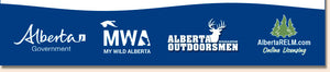 Alberta Wild Game Rules (Must Read)
