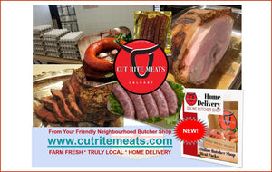 Butcher Box:  $125 Econo Country Ham Meat Pack
