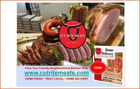 Butcher Box:  $125 Easter Econo Ham Meat Pack