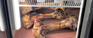 BYDB: Beef Long Femur Smoked Bone