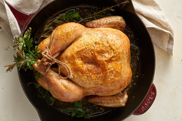 -3 Really Big Whole Chickens for $3.50lb (Free Range)