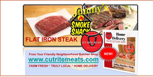 Amazing prices on this flat iron steak something new and different to marinade and slow cook tonight for supper