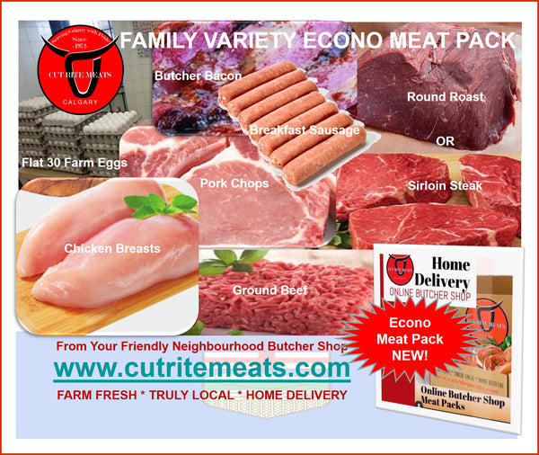 Butcher Box: $69.95 Family Variety Econo Meat Pack