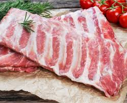 Custom: Ribs: Pork Ribs start at $8.95lb (Side Ribs & Baby Back Ribs)