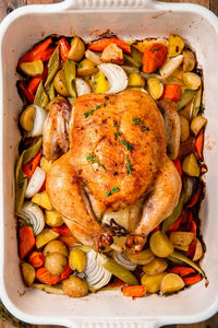 -5 Really Big Whole Chickens for $2.50lb (Free Range)