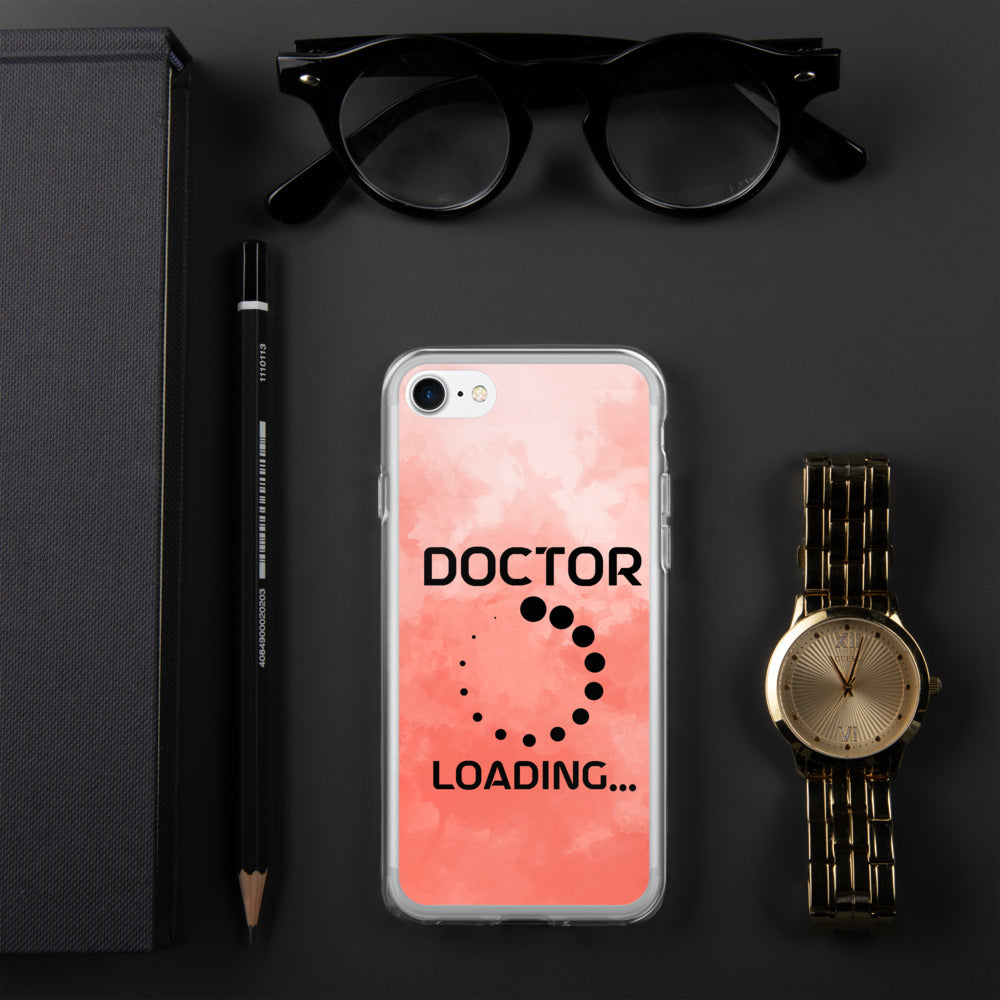 Doctor Is Loading iPhone Case