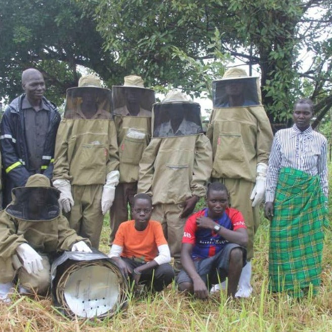 Support our Beekeeping Program