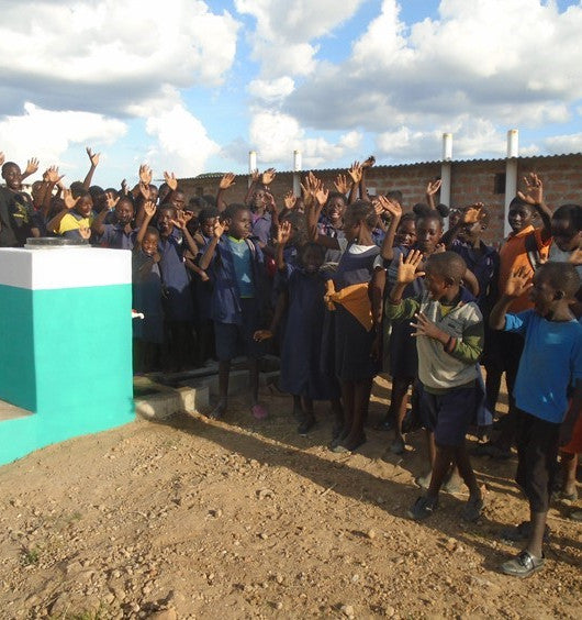 Donate Soap to a Rural School