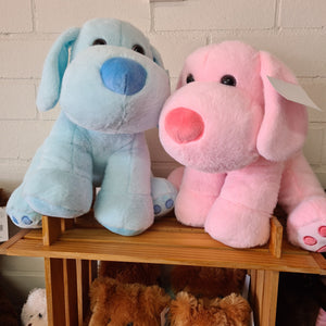 Soft toy dogs
