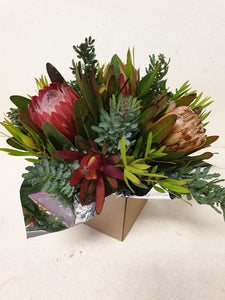 Native posy box
