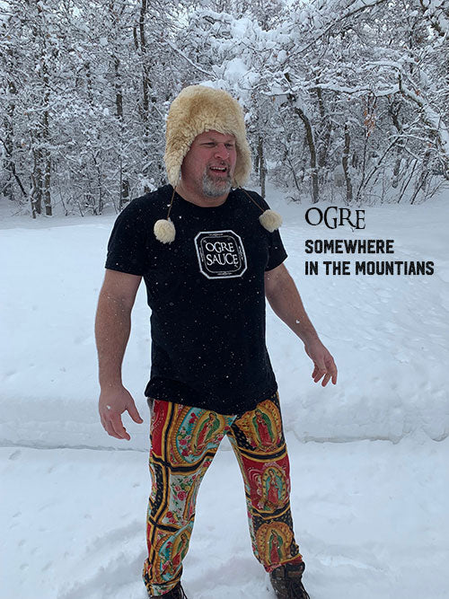 Ogre in the Mountains