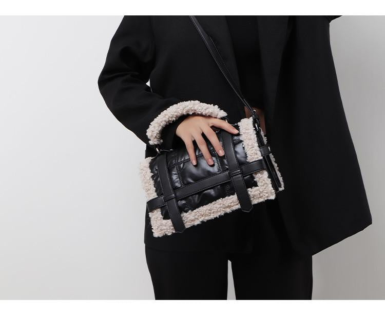 Quilted City Bag