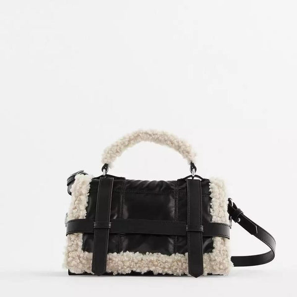 Quilted City Bag (Pre- Order)