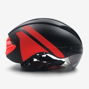 Wildside AeroTech Helmet with Visor