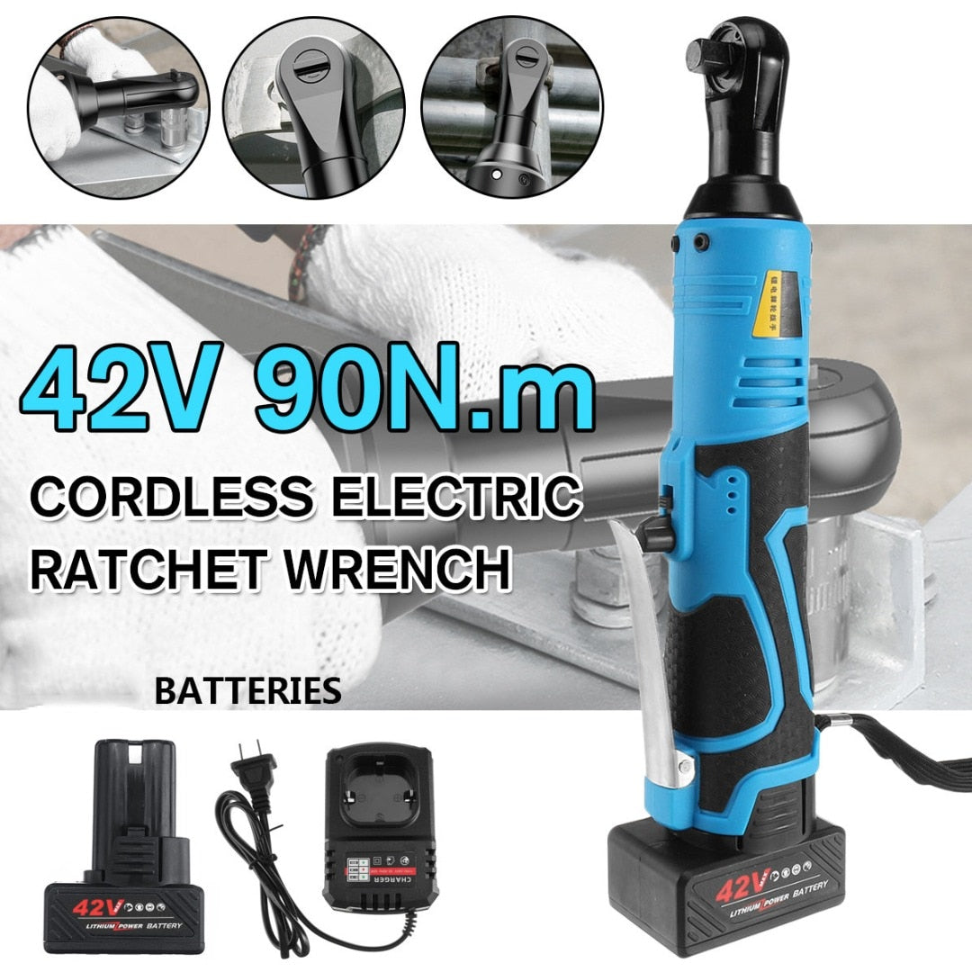 "42V 3/8"" Electric Cordless Wrench"