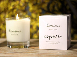 Coquette by Luminoso Candles