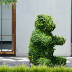 Load image into Gallery viewer, Sitting BEAR Topiary