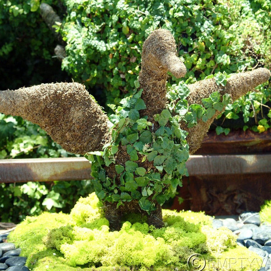 Bird Topiary (Small)