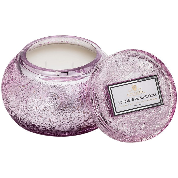 Voluspa - Chawan Bowl Candle - Japanese Plum Bloom