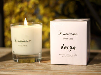 Darya by Luminoso Candles