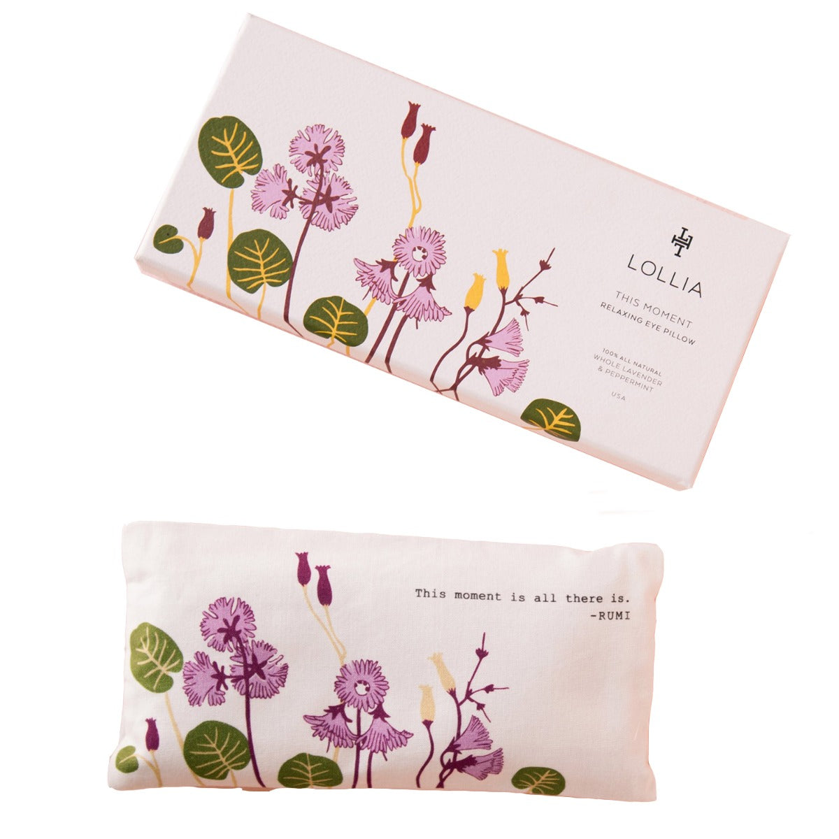 Lollia - Relaxing Eye Pillow - This Moment