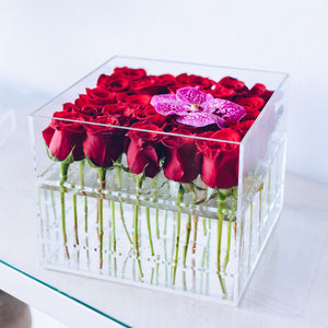 The Enchanted Flower Box
