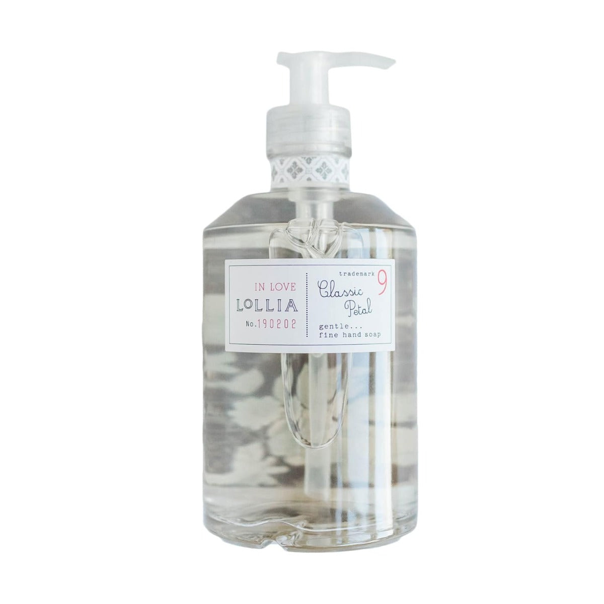 Lollia - Fine Hand Soap - In Love