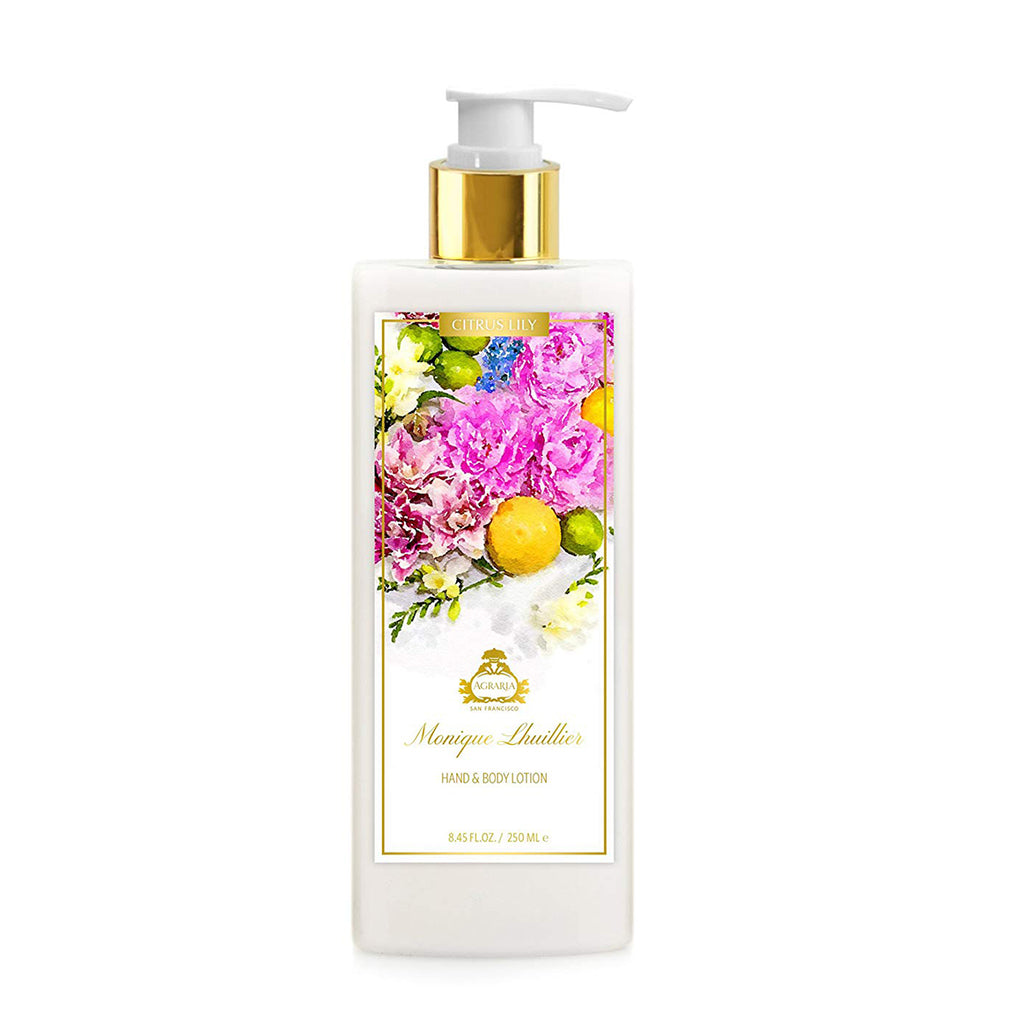 Agraria - Monique Lhuillier Hand + Body Lotion - Citrus Lily