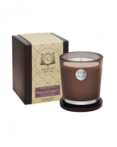 Aquiesse - Large Soy Candle - French Oak Currant