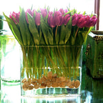Load image into Gallery viewer, Purple Tulip Arrangement