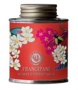 Murphy & Daughters - Bath Salts - Frangipani