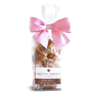 Mouth Party - Sea Salt Caramel Gift Bags