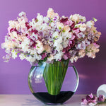 Load image into Gallery viewer, Perfectly Ruffled Sweet Peas