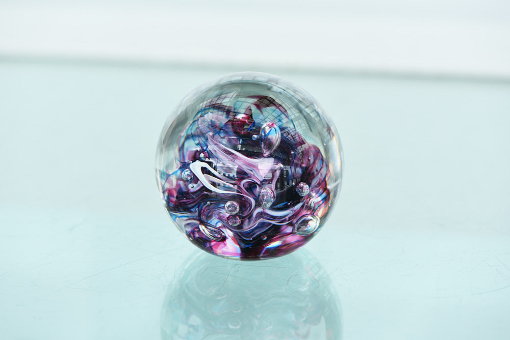 Paperweight Purple